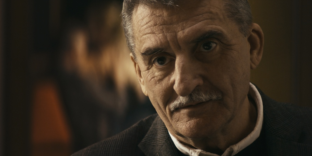 Martin Huba vo filme Kawasakiho růže (2009)