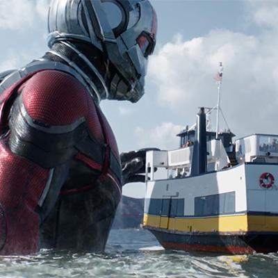 Vyšla slovenská upútavka k snímke Ant-Man a Wasp