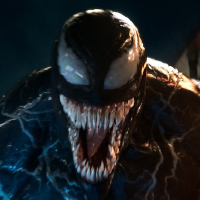 Od dnes v kinách štyri nové snímky, Venom, Zrodila sa hviezda, Studená vojna a 3 dni v Quiberone