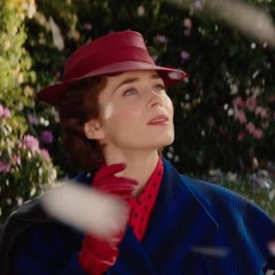 Návrat Mary Poppins a Snehová kráľovná: Krajina zrkadiel od dnes v našich kinách