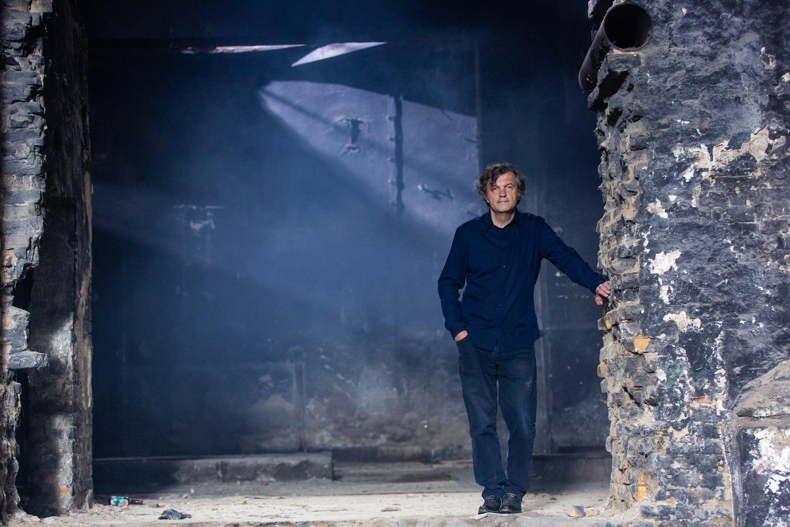 Srbský režisér, herec a hudobník Emir Kusturica