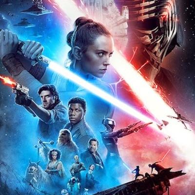 Tretí decembrový týždeň prináša do kín jeden film, Star Wars: Epizóda IX – Vzostup Skywalkera