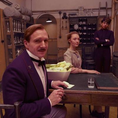 TV tip na novembrový víkend: Grandhotel Budapešť a Biela veľryba