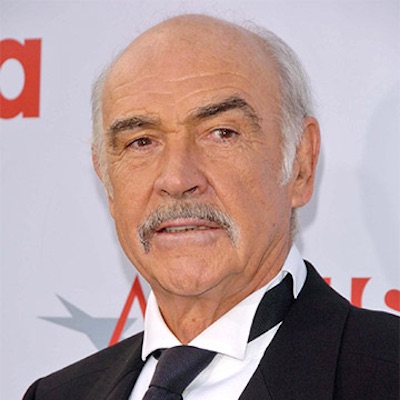 Filmový kvíz: herec Sean Connery