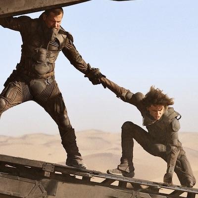 V kinách máme osem nových filmov, ťahákmi sú Duna, Titán, Zelený rytier, či Halloween Kills