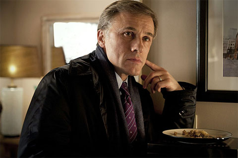 Christoph Waltz si zahrá vo filme True Crimes.