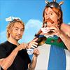 Výhercovia súťaže o VIP vstupenky s filmom Astérix a Obelix v službách Jej Veličenstva