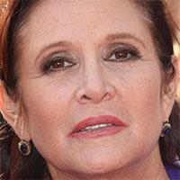 Zomrela herečka Carrie Fisher