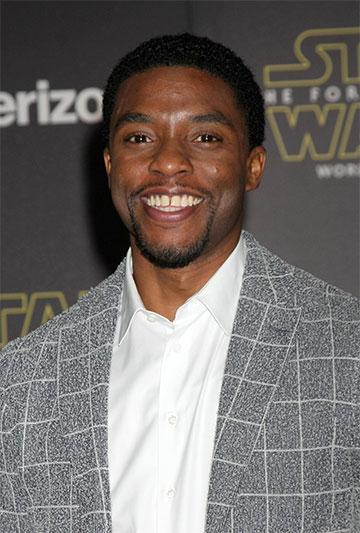 Osobnosť Chadwick Boseman
