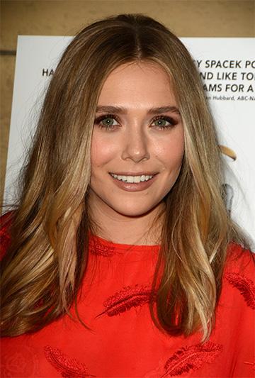 Osobnosť Elizabeth Olsen