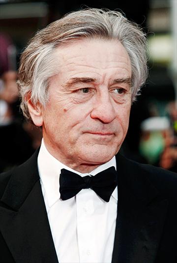 Osobnosť Robert De Niro