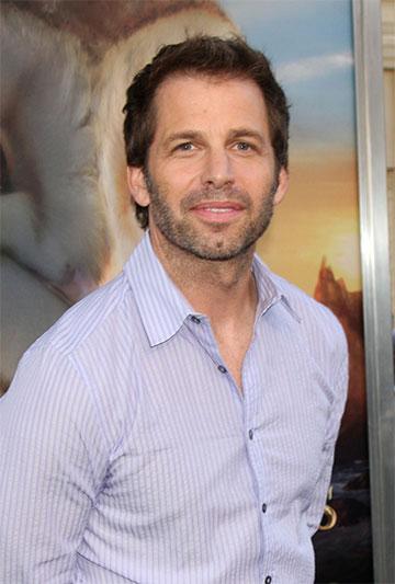 Osobnosť Zack Snyder