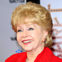 Dáma hollywoodskych muzikálov Debbie Reynoldsová