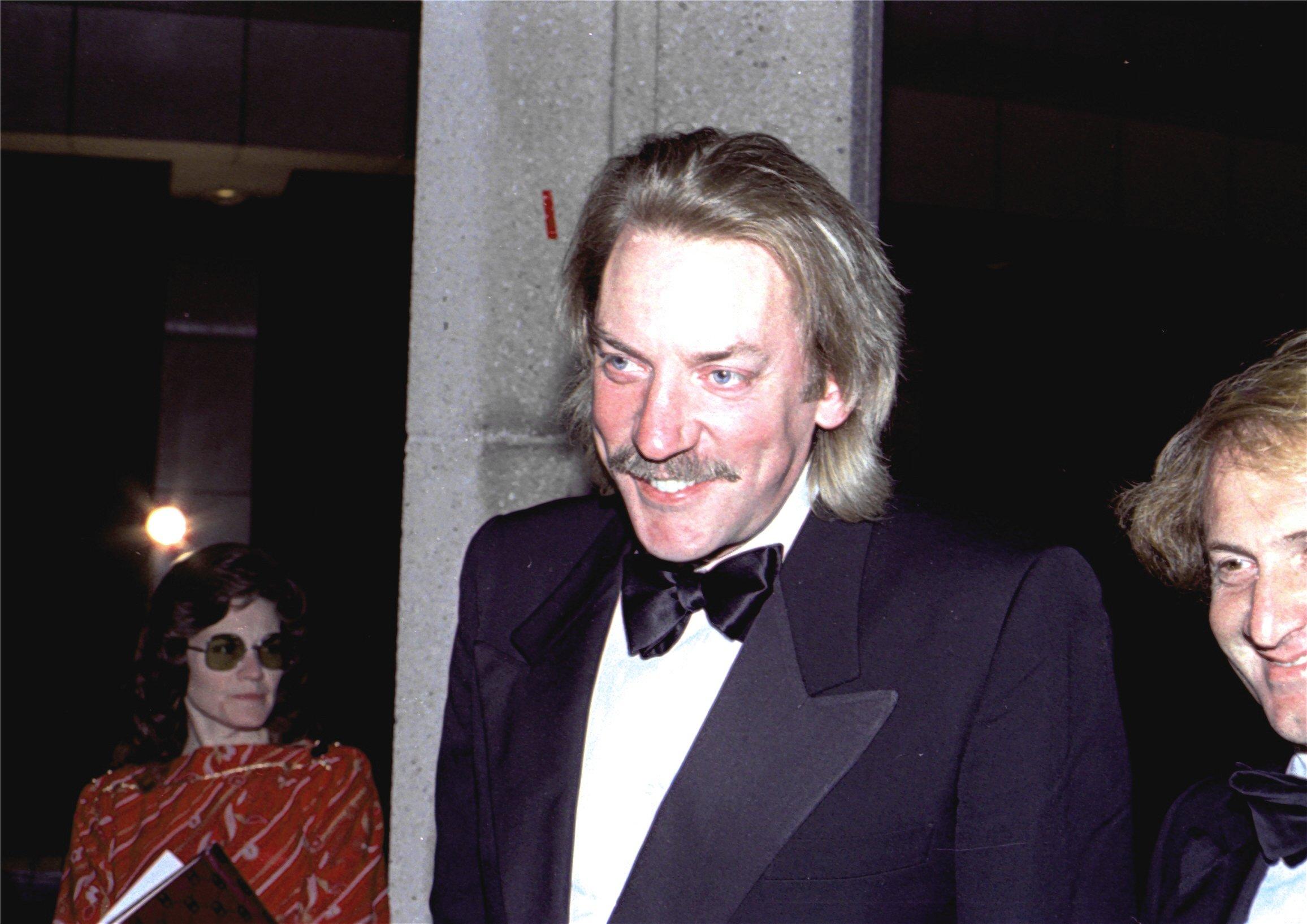 Donald Sutherland v roku 1981