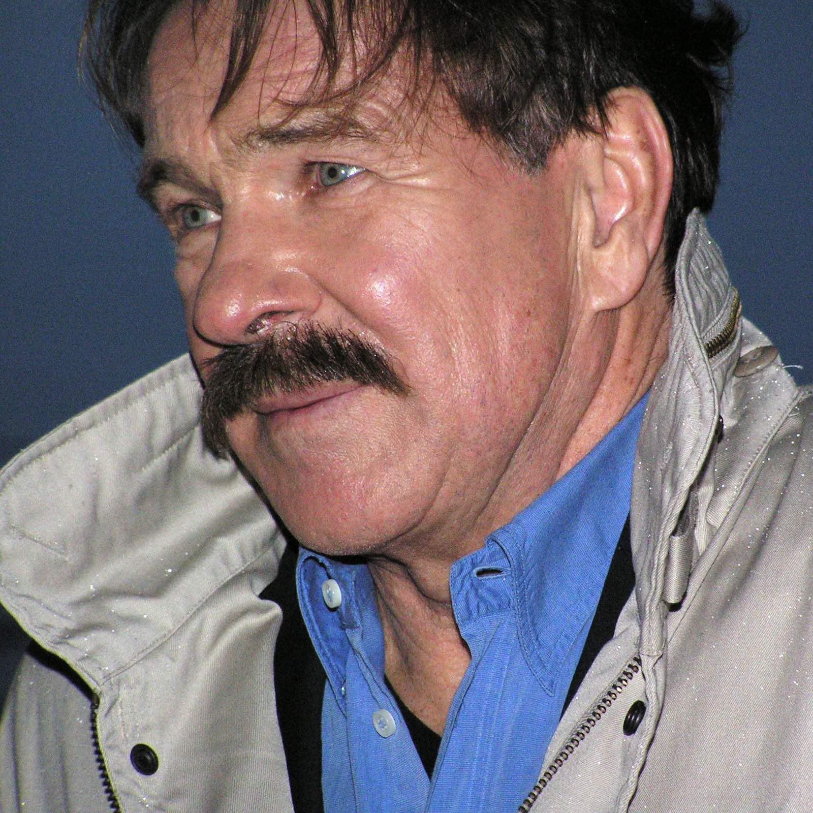 Götz George ako komisár Schimanski (2007)