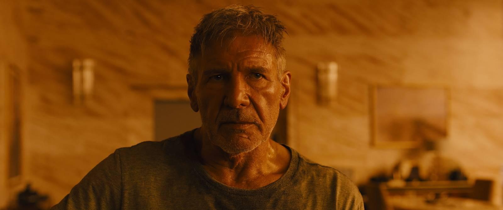 Harrison Ford v snímke Blade Runner 2049 (2017)