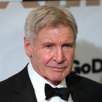 Odvážny dobrodruh Harrison Ford