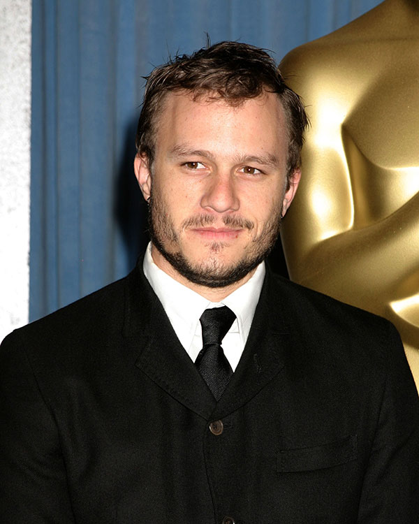 Herec Heath Ledger