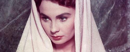 Kvalitná britská herečka Jean Simmons