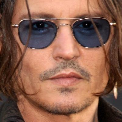Extravagantný bohém Johnny Depp
