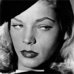 Ikona filmu noir Lauren Bacallová