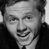 Mickey Rooney usmievavá tvár MGM