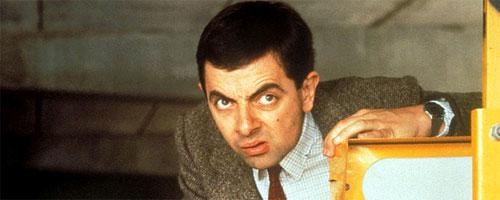 Rowan Atkinson alias Mr. Bean