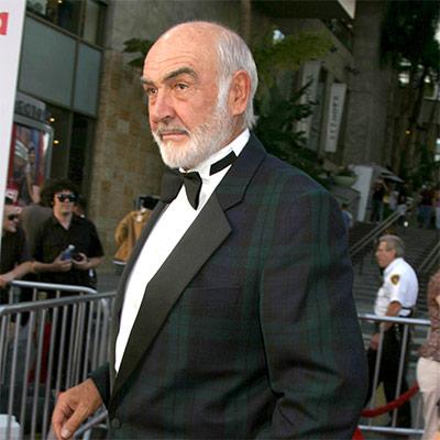 Škótsky herecký sexsymbol Sean Connery