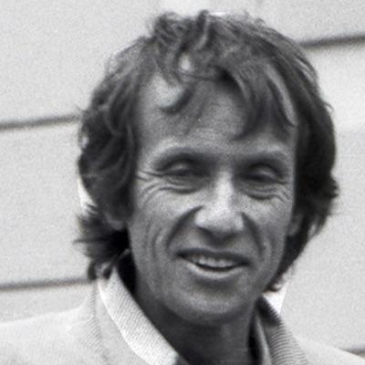 "Yves Rénier ako ""Komisár Moulin"""
