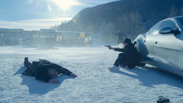 Recenzia filmu Boj snežného pluhu s mafiou