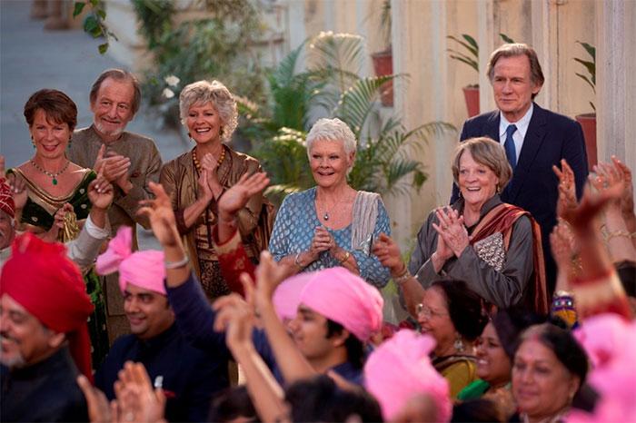 Recenzia filmu Druhý báječný hotel Marigold
