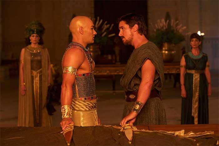 Recenzia filmu Exodus: Bohovia a králi