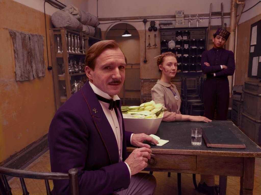 Recenzia k filmu Grandhotel Budapešt