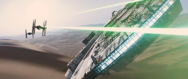 Recenzia filmu Hviezdne vojny: Sila sa prebúdza