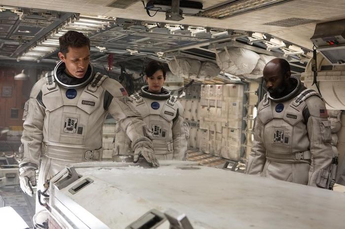 Recenzia k filmu Interstellar