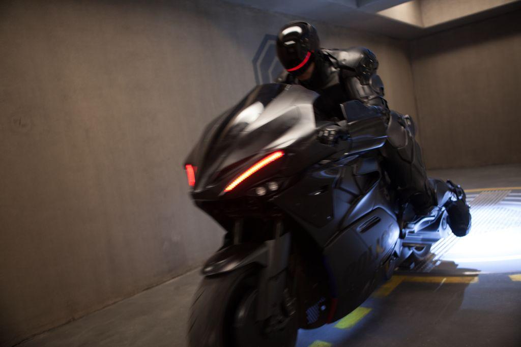 Recenzia filmu Robocop