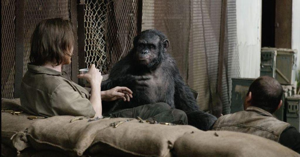 Recenzia filmu Úsvit plánety opíc
