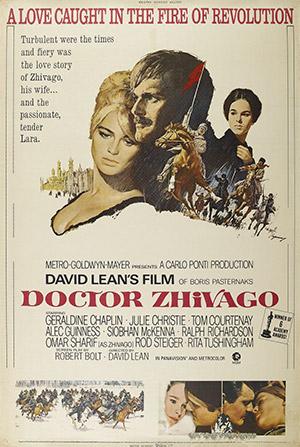 Film Doktor Živago (1965)