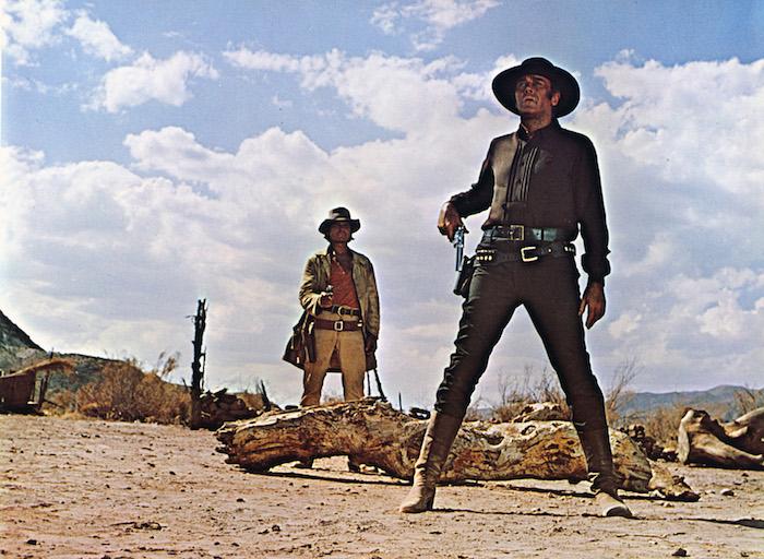 Vtedy na západe (1968)